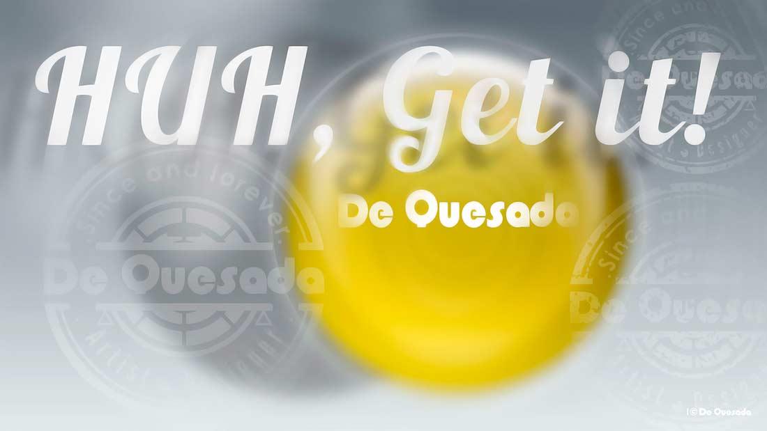 About De Quesada